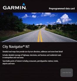 Garmin GARMIN CN 2012 Europa SD CityNavigator NT MicroSD/SD
