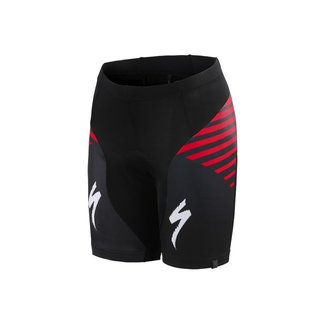 Specialized SPECIALIZED KID COMP RACING SHORT BLK/RED S 7/8 Jahre