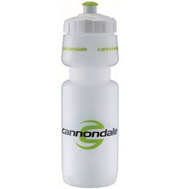 Cannondale CANNONDALE Logo Waterbottle clear 0,8Ltr