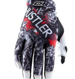 ONEAL O'NEAL Jump Glove HUSTLER black/white S/8