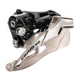 Sram SRAM Umwerfer X.0, 2x10, LowClamp, BottomPull, 38,2mm,