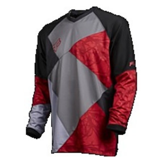 FOX Freeride Aircool Jersey red Large