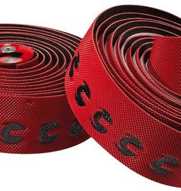 Cannondale CANNONDALE Pro Grip Premium Handlebar Tape, 3.5mm red