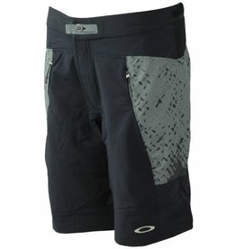 """Oakley Oakley Plate Short 34"""" black grey"""