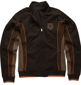Fox Wear Fox Angled Track Jacket brown large