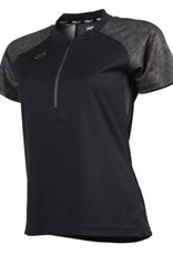 FOX Womens Tempo s/s Jersey carbon large