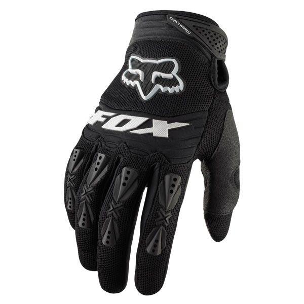 FOX Dirtpaw Glove Black S(8)