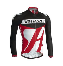Specialized SPECIALIZED PRO RACING JERSEY LS BLK/RED/WHT M