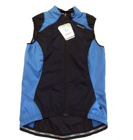 Specialized SPECIALIZED DAMEN DEFLECT VEST BLK/BLUE Small