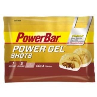 POWER BAR Energize Sport Shots Cola + Koffein