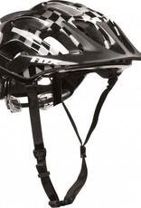 FOX FLux Helmet Black/Checker L/XL 59-60cm