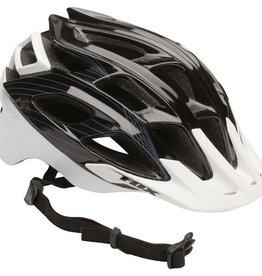 FOX Striker Helmet black/white  L/XL