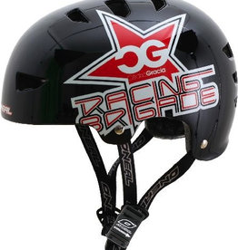 ONEAL O'NEAL Dirt Lid Fidlock Evo Helmet CG Signature black/red XS/S (54-56 cm)