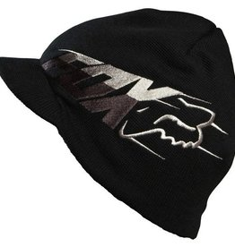 FOX Superfaster Visor Beanie black