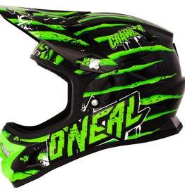 ONEAL O'NEAL Fury Fidlock DH Helmet Evo Crawler black/green L (59-60 cm)