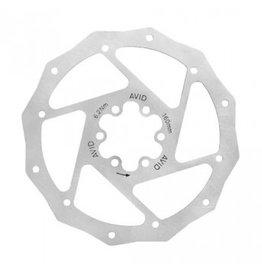 AVID Bremsscheibe 'Roundagon', 203 mm Rotor (BB7, BB5)