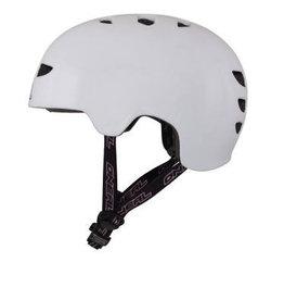 ONEAL O'NEAL Dirt Lid Fidlock ProFit Inmold Helmet PLAIN white Medium (57-58 cm)