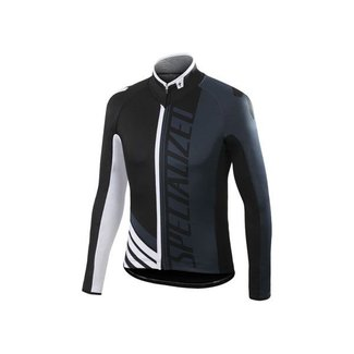 Specialized SPECIALIZED THERMINAL PRO RACING JERSEY LS BLK/ANTH/WHT M