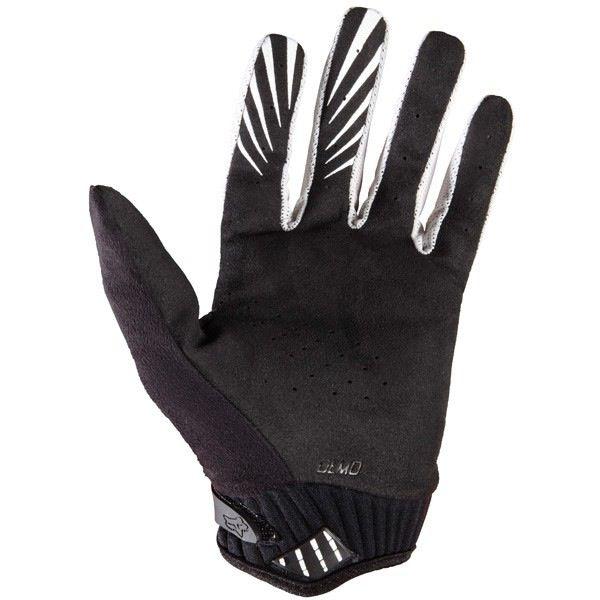 FOX Demo Glove black Medium