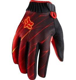 Fox Wear FOX Push Glove red L