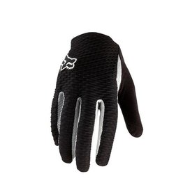 FOX Attack Glove black/white S