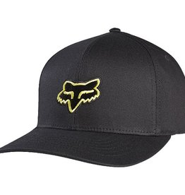 Fox Wear FOX LEGACY FLEXFIT HAT S/M blk/yellow