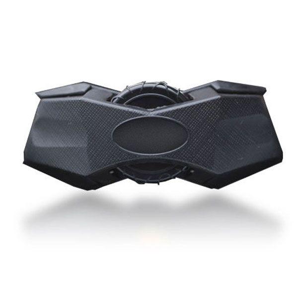 MELON DECENT DOUBLE BLACK MATT M-L (52cm-58cm)