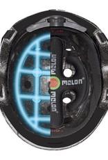Melon MELON DECENT DOUBLE BLACK MATT M-L (52cm-58cm)