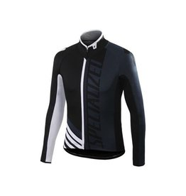 Specialized SPECIALIZED THERMINAL PRO RACING JERSEY LS BLK/ANTH/WHT XL