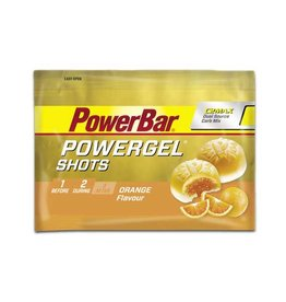 POWER BAR Energize SportShots Orange 60g