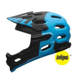 BELL SUPER 2R MIPS blk/blue Medium