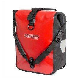 ORTLIEB Sport-Roller; Classic; rot-schwarz; QL2.1 (Paar)