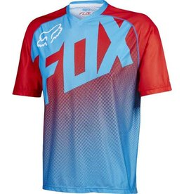 FOX FLOW JERSEY CYAN Medium