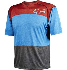 Fox Wear FOX INDICATOR JERSEY HTR BLUE Medium