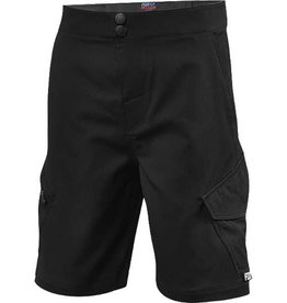 "FOX KIDS RANGER CARGO SHORT 26"" BLK"