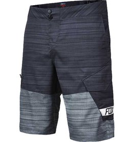 FOX RANGER CARGO PRINT SHORT HEATER GREY 34""