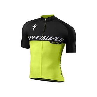 Specialized SPECIALIZED SLPRO JERSEY TEAM NEON YELLOW LARGE