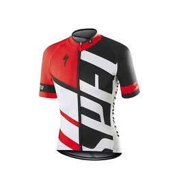 Specialized SPECIALIZED RBX COMP JERSEY SS MEDIUM RED/WHT/BLK