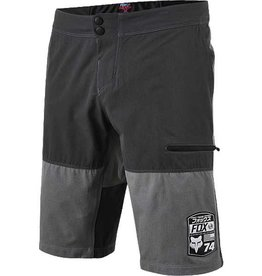 FOX INDICATOR SHORT BLK 34""