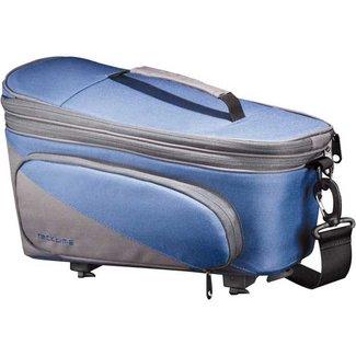 RACKTIME System Tasche Talis Plus blau/grau, inkl. Snapit Adapter
