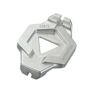 Topeak TOPEAK DuoSpoke Wrench 14G/15G