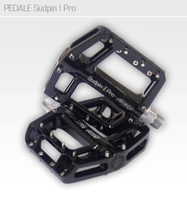 NC17 SUDPIN I PRO Plattform Pedal black, Kugellager