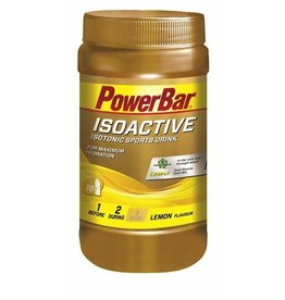 Power Bar POWER BAR ISOAKTIV Lemon 600g Dose