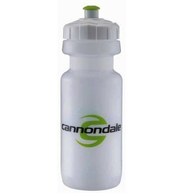 Cannondale CANNONDALE Logo Waterbottle clear 0,5 Ltr