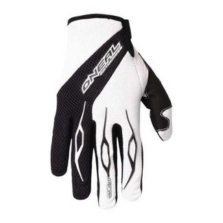 ONEAL O'NEAL Element Glove 2013 RACEWEAR white S/8