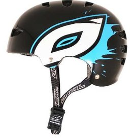 ONEAL O'NEAL Dirt Lid Evo Helmet black/cyan XS/S (54-56 cm)