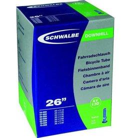 """SCHWALBE SCHLAUCH  AV 13, 26"""" 40/62-559 Auto Ventil"""