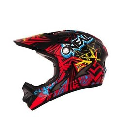 ONEAL O'NEAL Fury Fidlock DH Helmet Mayhem Roots red/black Large 59-60cm