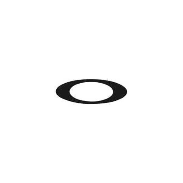 Oakley OAKLEY ICON AUFKLEBER schwarz 7,6cm