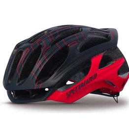 Specialized S-WORKS PREVAIL HELM CE BLK/RED TEAM L